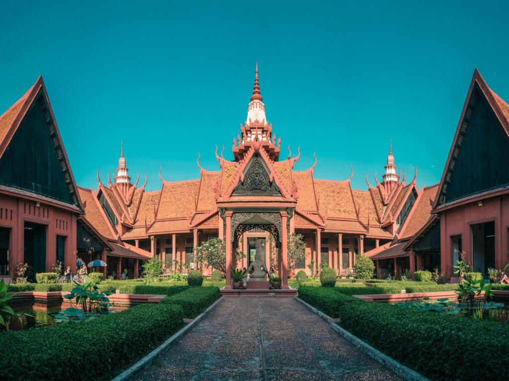 National Musuem, Phnom Penh
