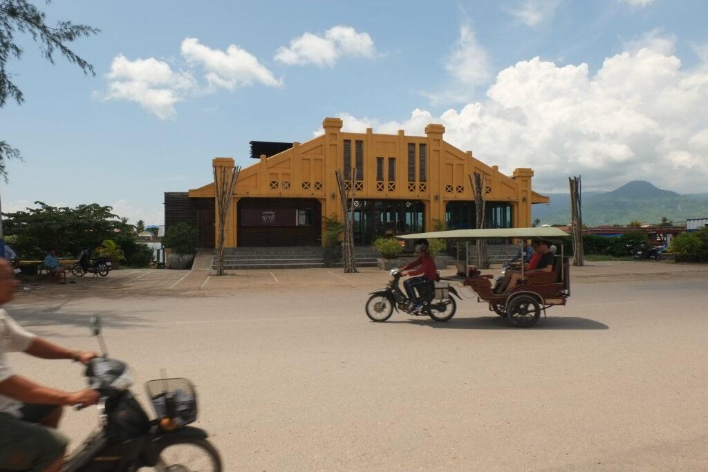 Old Fish Market, Kampot, Cambodia