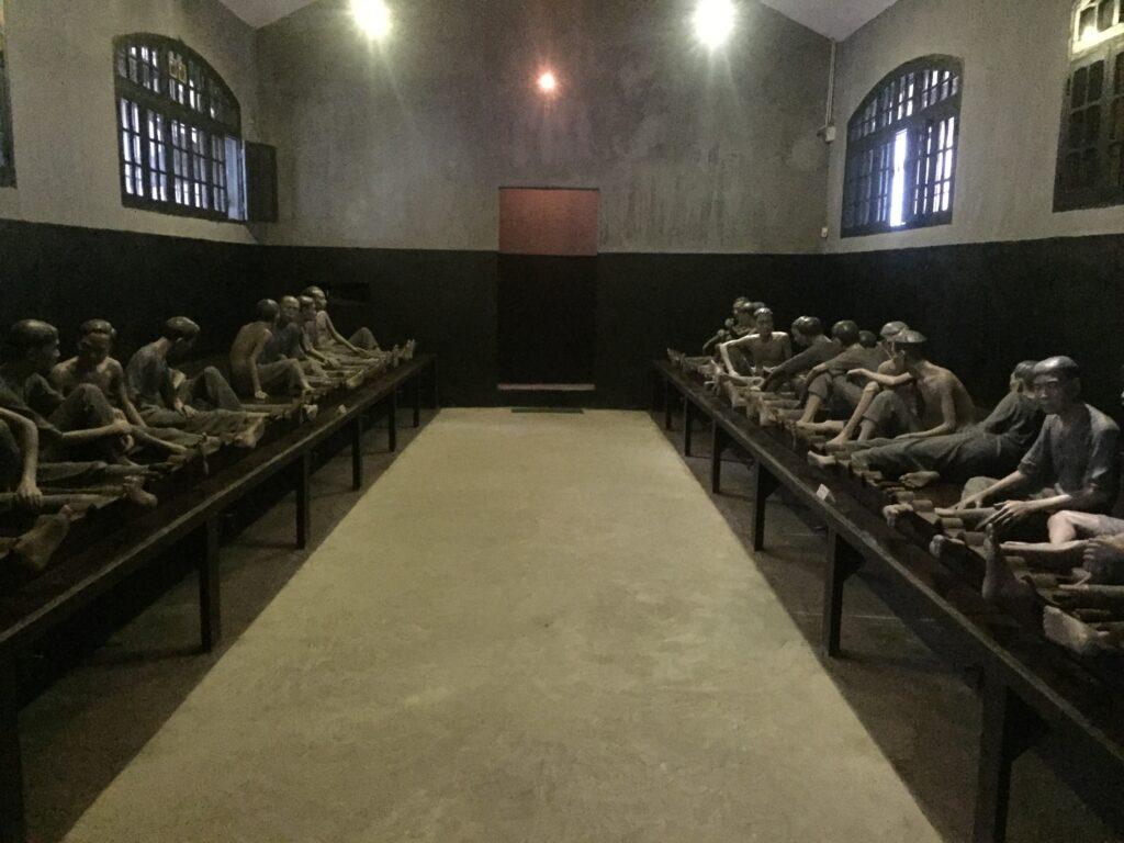 Hỏa Lò Prison, Hanoi, Vietnam