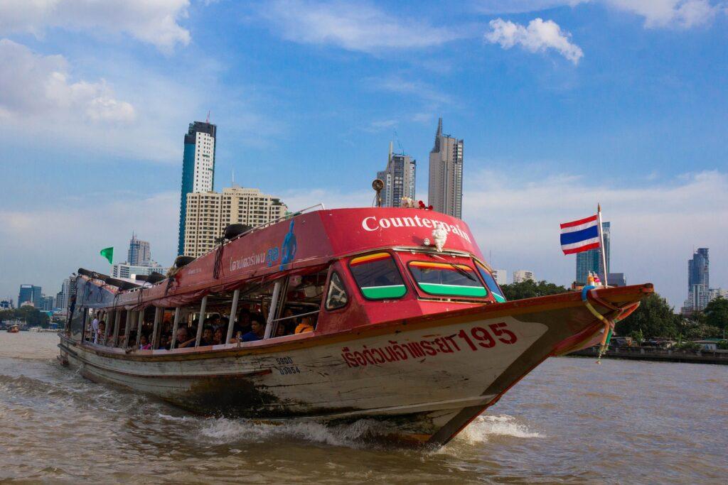 River Boat, Bangkok, Thailand