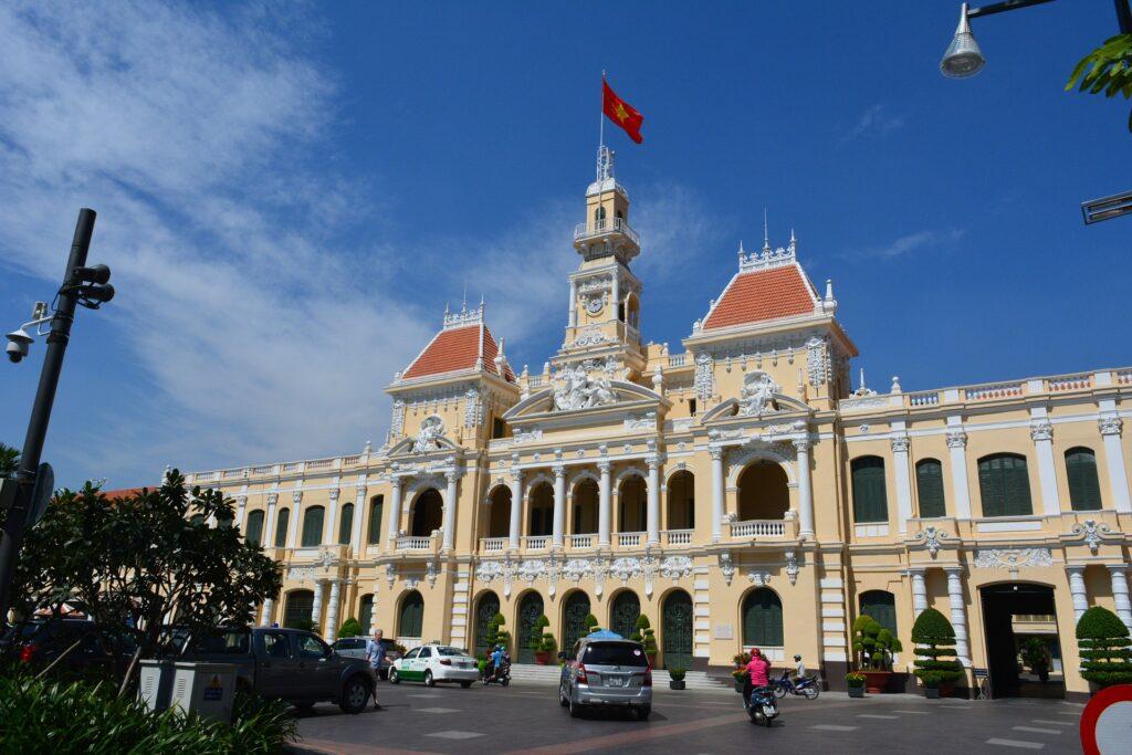 People's Committee, Saigon, Vietnam