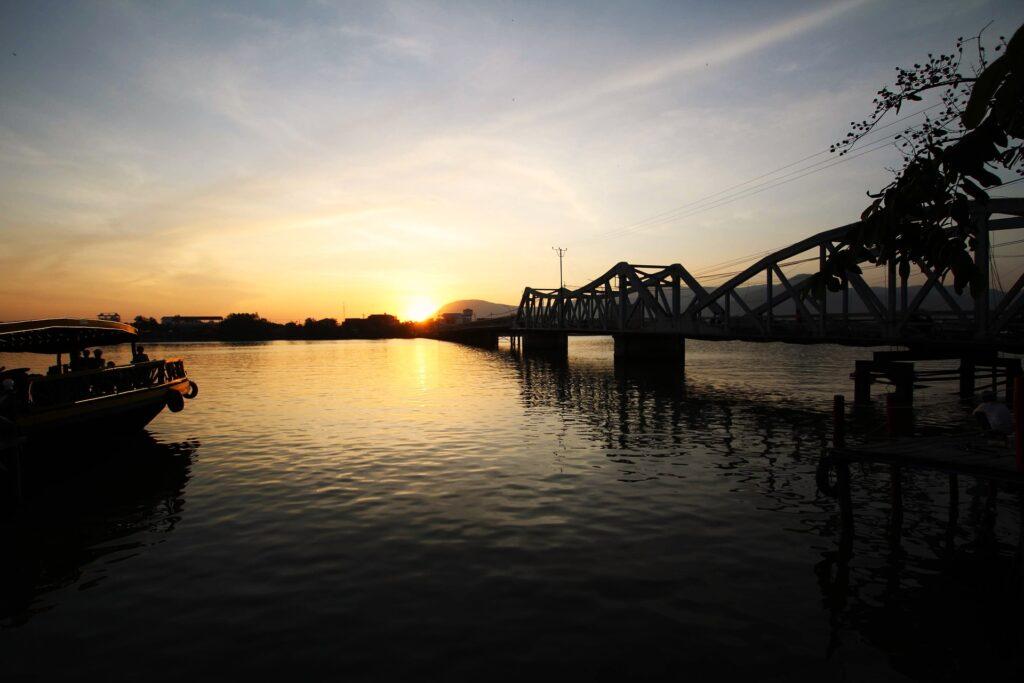 Boat Trip, Kampot, Cambodia